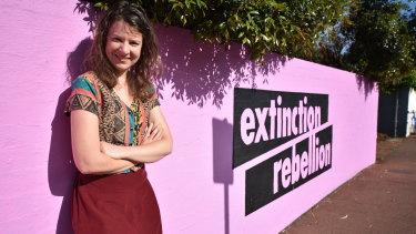 East Fremantle resident Anneke de Rooij.