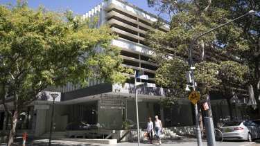 Gaden House at 2A Cooper Street, Double Bay purchased by Fortis Group.