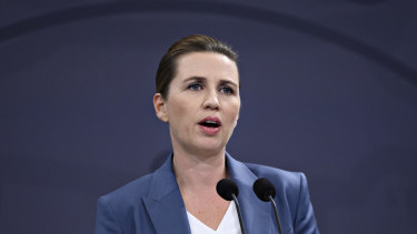 Danish Prime Minister Mette Frederiksen has pledged to cut the country's greenhouse gas emissions by 70 per cent by 2030.
