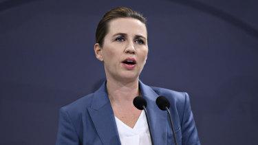 Danish Prime Minister Mette Frederiksen has won praise for her handling of the pandemic.