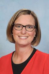 Allambie Heights Public School principal, Angela Helsloot.