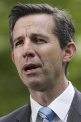 Trade Minister Simon Birmingham says China's dumping claims are baseless.