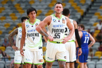 The South East Melbourne Phoenix will fly to Hobart on Friday, along with the New Zealand Breakers.
