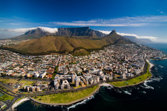 Cape Town is in danger of running out of drinking water.