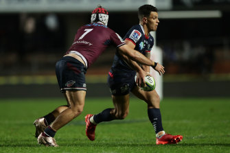 Matt Toomua has complained about players faking injury to buy recovery time.