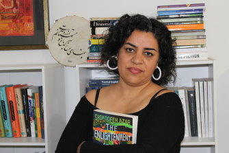 Shokoofeh Azar has been shortlisted for the International Booker Prize.