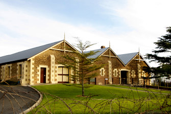 Wynns Coonawarra Estate, Coonawarra, South Australia.