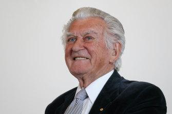 Bob Hawke's will is in dispute.