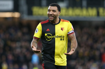 Troy Deeney claims he and his partner have suffered abuse for abuse for putting family over football first.