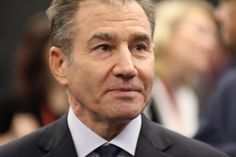 Glencore and former chief executive Ivan Glasenberg provided a template that they seized on for how carbon-intensive companies should respond to climate change.