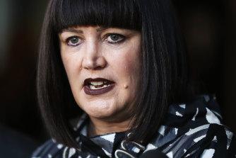 Raelene Castle is the new head of Sport NZ.