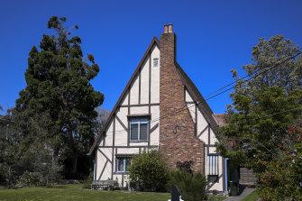 The Esme Johnston House