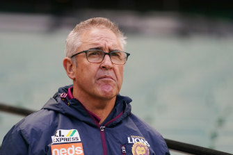 Lions coach Chris Fagan says he fears there will be more injuries as the AFL restart ramps up.