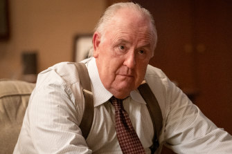 John Lithgow stars as 'Roger Ailes' in Bombshell.