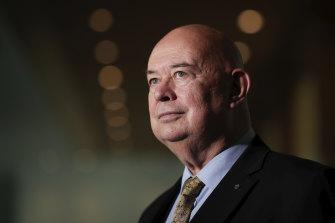 Services Australia general manager Hank Jongen.