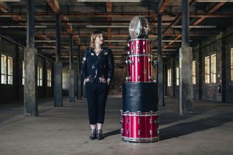 Award-winning artist Tina Havelock Stevens ahead of the premiere of her new work at Carriageworks.