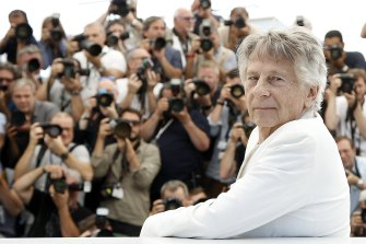 Polish-French director Roman Polanski during a 2017 photocall for 'D'apres Une Histoire Vraie' (Based on a True Story) at the 70th annual Cannes Film Festival, in France.