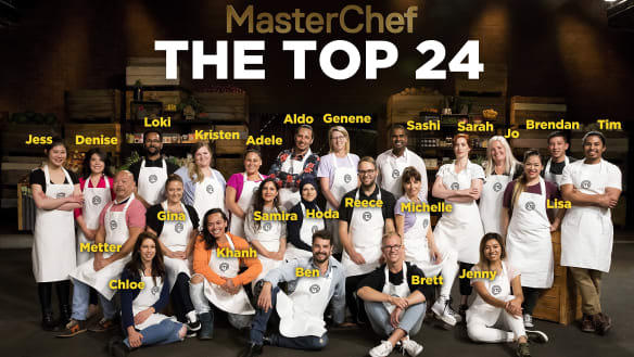 'It's not a big deal': As one MasterChef contestant bows out, another returns