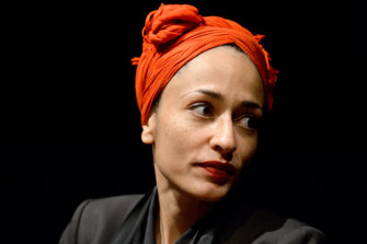 Zadie Smith says no country has the power to decide whether or not it will tolerate a black child or decide on her true identity.