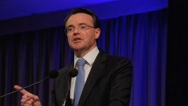 Opposition Leader Michael O'Brien.