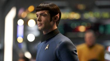 This above all: to thine own Spock be true
