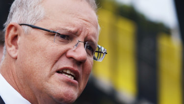 Prime Minister Scott Morrison says the federal government will pay for the disability royal commission.