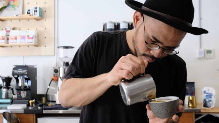 WA barista Ziggy Varamuliawas crowned champion at the Western Region Barista Championship in Adelaide at the weekend.