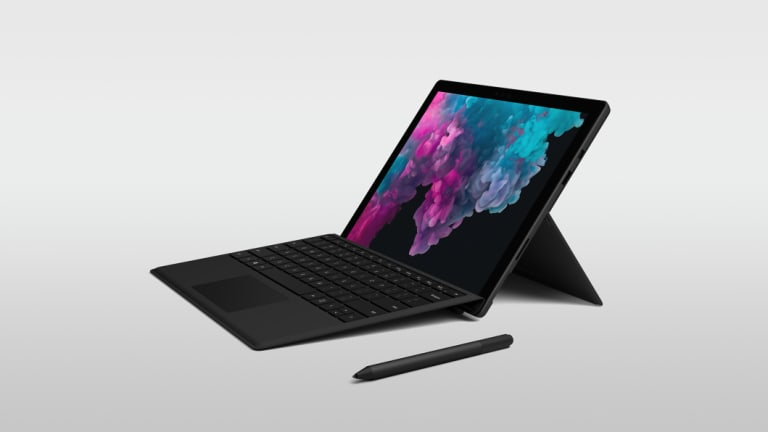 The Pro 6 has essentially the same configuration options as the Laptop, but this time the keyboard is optional.