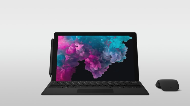The Surface Laptop 2 is virtually identical to last year's model on the outside, except for its new colour option.