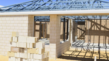 Craig Gemmill wants a boost to the first home owners grant.