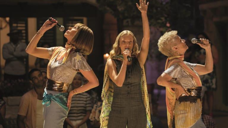 Mamma Mia: Here We Go Again.