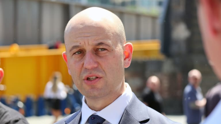 Help coming: Todd Greenberg.