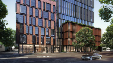Aus Finance has signed IWG's coworking brand Spaces.