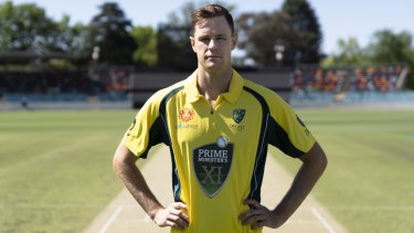 Jason Behrendorff has come a long way since his ACT Comets days.