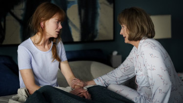 Not even Meryl Streep and Nicole Kidman can rescue the soap opera theatrics of the second season.