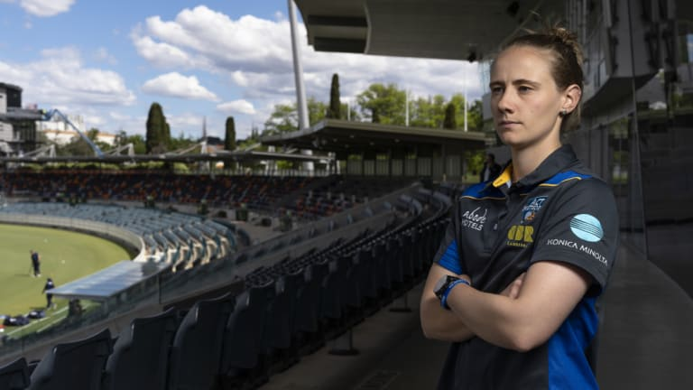 Anna Lanning is set to make her WNCL debut for the Meteors.