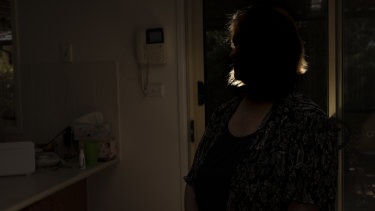 The mother of an alcohol dependent man on Newstart receiving rehab treatment, who says her son is unable to meet Newstart activity requirements when he is required to be in lockdown in rehab.