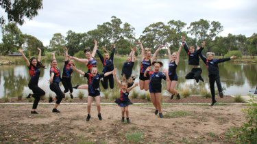 J Squad from Bom Funk Dance Studio in Jerrabomberra is travelling to Paris and London this month to perform.