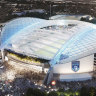 'A cauldron effect': $810 million ANZ Stadium revamp plan forges ahead