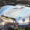 'A cauldron effect': $810 million ANZ Stadium revamp plan forges ahead