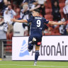 Wins and byes have Victory on the rise: Nabbout