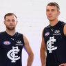 AFL round five live scores - Carlton v St Kilda