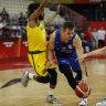 Boomers beat Czech Republic to reach first basketball World Cup semi-final