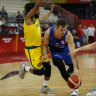 Boomers beat Czech Republic to reach first basketball World Cup semi-final
