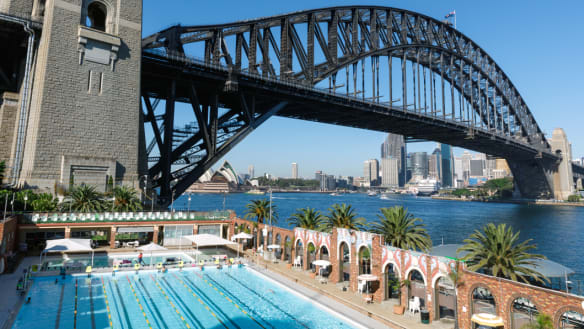 North Sydney ratepayers fund mayor's Melbourne pool tour with daughter
