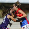 Demons outclass Dockers, Crows thump Bulldogs, Tigers hold off Eagles