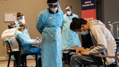 Roving vaccination teams to target lagging nursing homes ahead of deadline