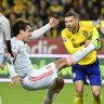 Late goal seals Spain's Euro 2020 spot