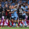Coaches urged to remove shackles and entertain in A-League restart