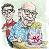 Happy birthday Rupert.